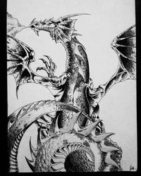 Drago by LorinBr