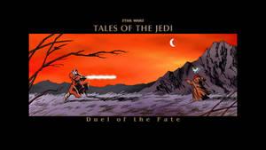 Tales of the Jedi - Exar VS. Vodo by DiggerEl7
