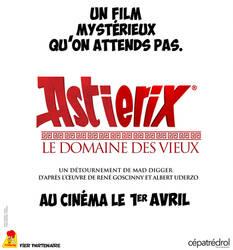 Astierix : Le Domaine des Vieux by DiggerEl7