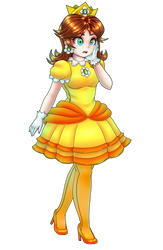 Commission: TymanTy353: Daisy(Without Heartbeat) by TastyBarrel