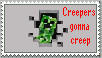 Creeper Stamp by nicopico14