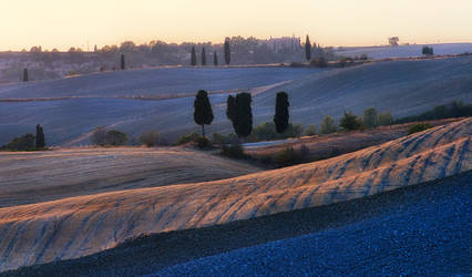 Pienza land by marco52