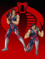 Crimson twins by ThalieXVII