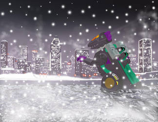 Trypticon is coming to town (normal) by ThalieXVII