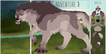 |LAST ADVENTURE| Bunt | Beta - General | WIP | by drawalotosaur