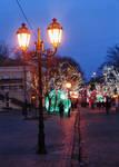 Center Street by V-Shine