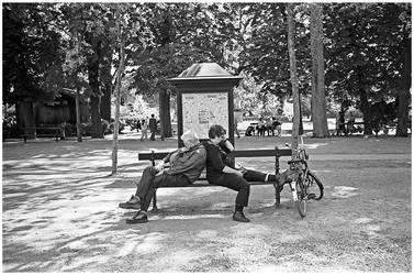 Paris II by ComeWatchMyArt