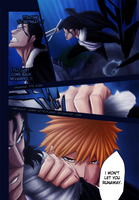 Bleach You can't runaway Ginjo by Law67