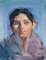 Winter Portrait by facetheface