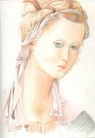 Woman Portrait by moep424