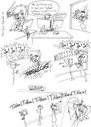 Comic 1 - EMCast Seite 1/3 by moep424