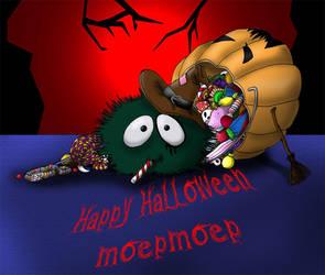 Happy Halloween by moep424