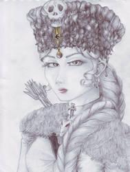 Frau 1 by moep424