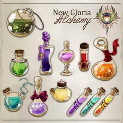 New Gloria Alchemy by Vernati