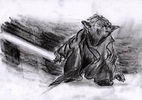 Yoda by rawis007