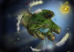 World in your Hand v2 by rawis007