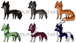Wolf/fox adopts AUCTION (1/6 OPEN) by SkyWolff