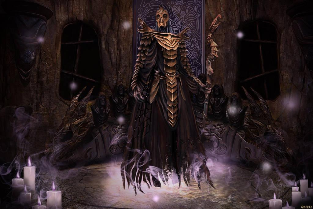 Dragon Priest by Varagka