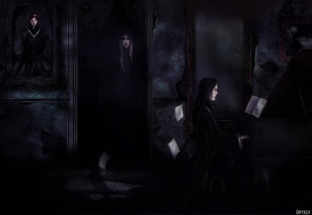 Sad Shadows by Varagka