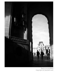 Louvre - Paris by StylelaB