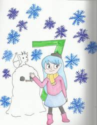 Christmas Countdown 2018: Hilda by kakashisgirlfighter