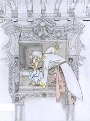Renaissance Love by ARSONicARTZ