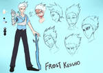 Commission- Frost Kessho by ARSONicARTZ