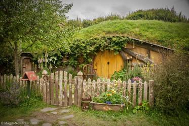 Hobbiton by schelly