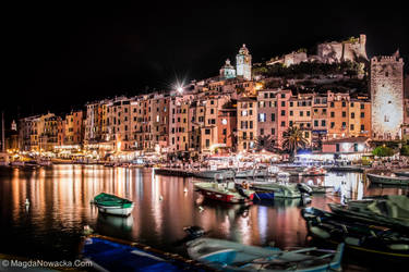 Portovenere by schelly
