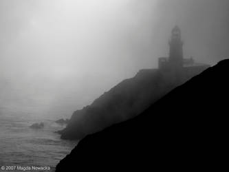 The Lighthouse by schelly