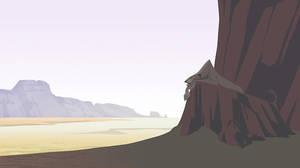 Desert Lioness by moth-eatn