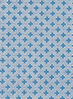 Blue and White bath tile - free to use by amberwillow
