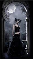 -Gothic Rose- by BlackRibbonRose