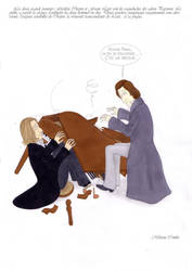Chopin and Lizt 4 hands by Melnia