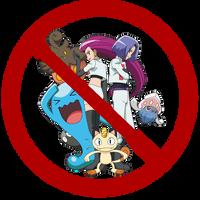 Anti New Team Rocket by FelixNFox