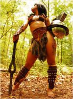 Gladiator Qamarah by TheGreatWukong