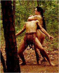 Namea vs Balan 1 by TheGreatWukong