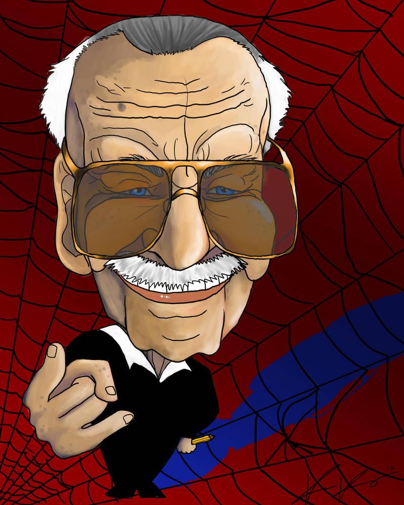 Stan Lee by Kelsee-F