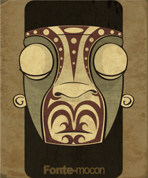 monkey mask by mocon