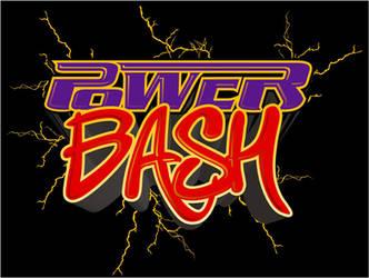 Power Bash 3 - on black by dmario