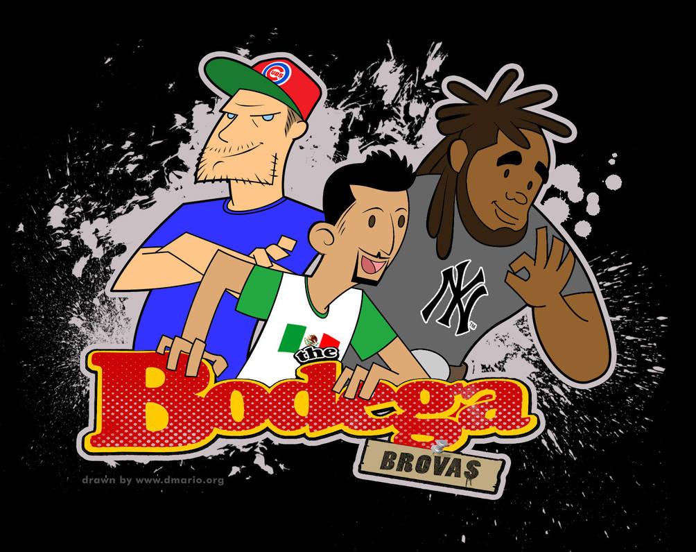 Bodega Brovas by dmario