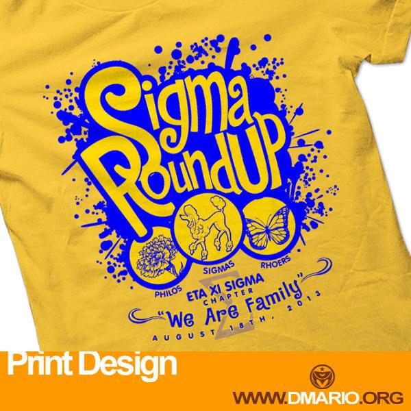 Sigma Round Up by dmario