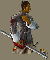 My Keyblade by dmario
