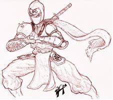 Ninjas are mammals by dmario