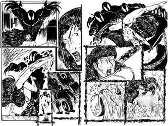 Ninjan's Nightmare 3-4 by dmario