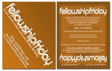 April Fellowship by dmario