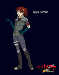 Miya Sorano by NIGHTSANDSONIC