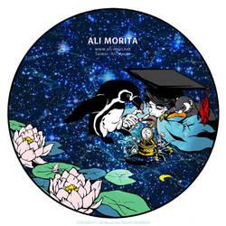 Fragment of time by ali-morita