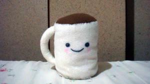 Chocolate mug by kinow