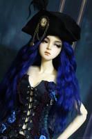 Pirate girl by Kimirra-bjd